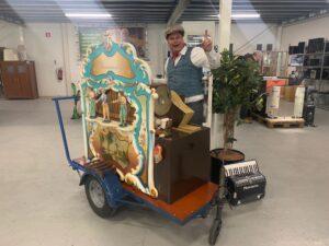 Draaiorgeltje het Pierementje in Veenendaal